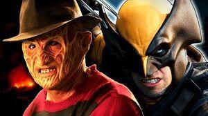 Freddy Krueger vs Wolverine - Epic Rap Battles of History