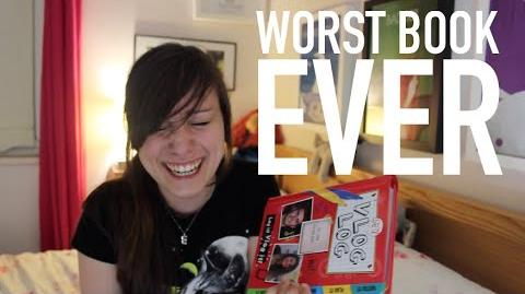 My Vlog Log Worst Book Ever