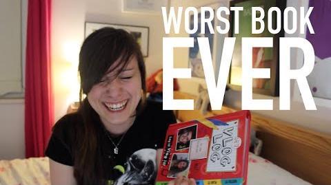 My Vlog Log Worst Book Ever