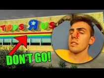 WE GOT ATTACKED AT ABANDONED TOY'S R US *HOSPITALIZED*