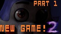 Let's Play FNaC 2 and FNaC Sim Penguin Jumpscare?