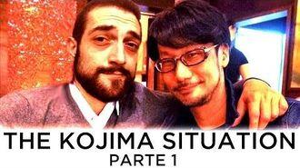 THE KOJIMA SITUATION Atto 1- E3 Briefing