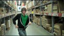 Dave Days - Fireflies Parody - Behind the Scenes - Ikea