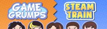 GameGrumps Banner
