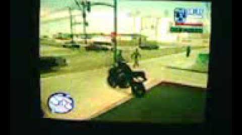 Grand Theft Auto San Andreas Der Mythos das Wasser verschlingt Autos oder nicht (Teil 1)