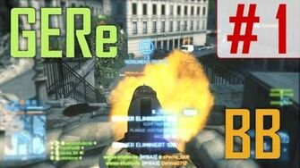 Bf 3 - Clan War - GERe vs