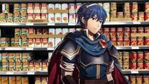 Marth goes to the Supermarket
