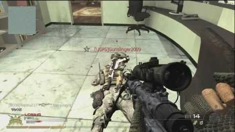 Potentially the Worst Modern Warfare 2 Clip Ever