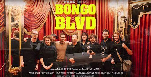 Bongo Boulevard - Gruppenbild