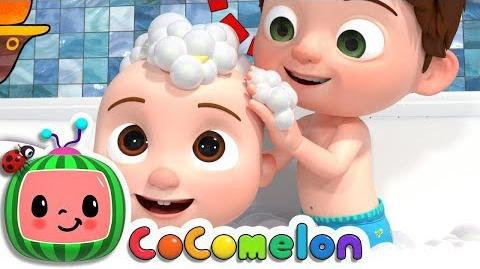 Bath Song Cocomelon (ABCkidTV) Nursery Rhymes & Kids Songs
