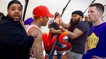 Wild N Out Cast Freestyle Battles - DC Young Fly Vs. Hitman Holla, Charlie Clips Vs