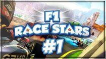 Behzinga Plays F1 Race Stars 1 w Zerkaa, TBJZL, MiniMinter