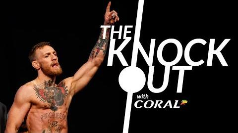 MAYWEATHER vs McGREGOR The Knockout with Coral 1
