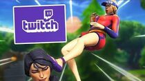 Killing Twitch Streamers with Reactions 1 ft