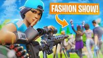 I Stream Sniped Fashion Shows for 24 Hours..