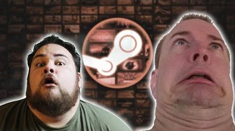The Worst Steam Games w Sark