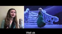 """""""Let It Go"""" from Frozen according to Google Translate (PARODY)"""
