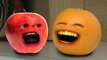 El Naranja Molesta