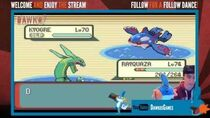 WE CAUGHT KYOGRE WITH A POKE BALL (capture challenge)