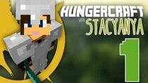Laggyanya! StacyPlays Minecraft Hunger Games (Ep