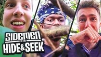 **UNRELEASED** SIDEMEN HIDE AND SEEK