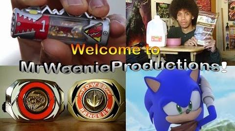 Welcome to my channel! (2015) MrWeenieProductions
