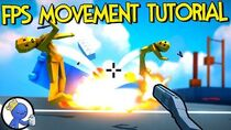 Unity FPS Movement Tutorial by Dani Karlson Parkour FPS Controller