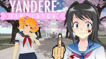 GO HOME ON A FRIDAY?! Yandere Simulator Glitches