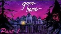 Lets Play Gone Home - Amazing and sort of creepy indie experience