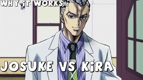 Why Josuke Vs Kira Works