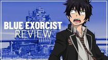 Anime Review Blue Exorcist