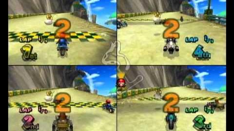 Mario Kart Wii 1