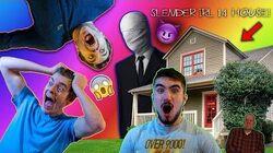 SLENDER IN REAL LIFE 14 REVISITED! HUNTING FOR SLENDER MAN EP