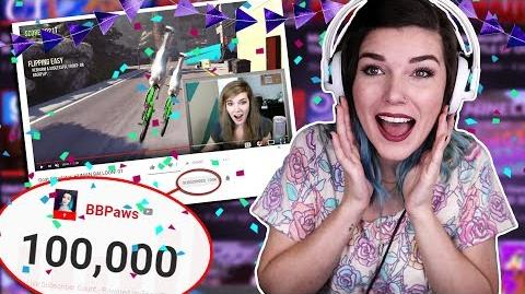Reacting to My OLDEST & CRINGIEST Videos 100k SUBS CELEBRATION! BBPaws