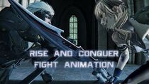 Rise and Conquer (Fight Animation)