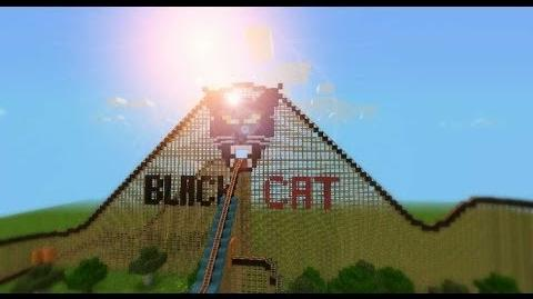 0.8.1 Rollercoaster - Minecraft Pocket edition !