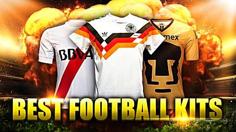 BEST FOOTBALL KITS