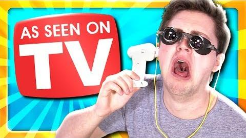 5 *WEIRD* As Seen on TV Products Tested!