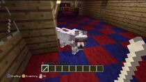 Fun Things to Do in Minecraft Xbox 360 - Get Mauled by a Wolf