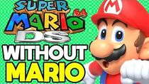 Is it Possible to Beat Super Mario 64 DS Without Mario?