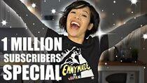 ✨1 MILLION SUBS EPIC EMMY EATS✨ SALMIAKKI, Korean MRE, Whole Shebang Chips, Washing Machine Candy