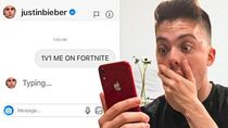 I SENT A DM TO 100 CELEBRITIES ON INSTAGRAM **it worked**