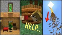 50 Ways To Mess With Your Friends In Minecraft