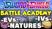 Pokemon Sword and Shield Battle Academy 1 - What Makes A Competitive Pokemon