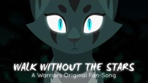 """Walk Without The Stars"" Ivypool. (ORIGINAL WARRIOR CATS RAP SONG)"