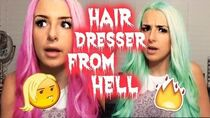 HAIRDRESSER FROM HELL?