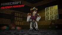 NEVER TRUST THE MINECRAFT GODS! - Minecraft Murder Mystery