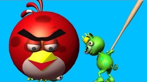 """YOU ROCK!!"" ♫ 3D animated Angry Birds spoofs & more mashups ☺ FunVideoTV - Style ;-))"