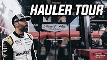 Inside a NASCAR hauler with Aric Almirola Beyond the 10 S2 Ep