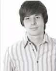 Rewindside alias Sebastian Meyer mit 19 Jahren - Person des öffentlichen Lebens